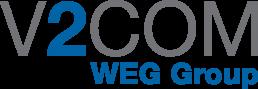 Logo V2COM