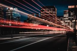iluminação pública inteligente